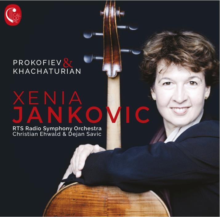 Prokofiev Sinfonia concertante / Khachaturian Concerto