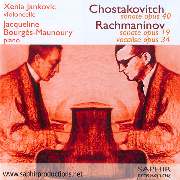 Shostakovich: Cellosonate