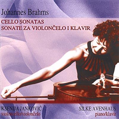Johannes Brahms - Cello Sonatas